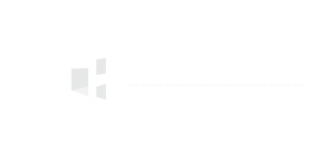 CH Industries Precision Sheet Metal White Footer Logo